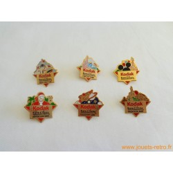 """lot pin's """"Euro Disney Kodak"""""""