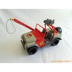 Jeep Bush Devil Tracker Jurassic Park