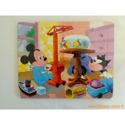 Mickey et Pat - Puzzle Disney Babies Nathan