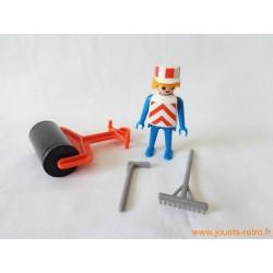 """Playmobil """"chantier"""" Klicky 3314"""