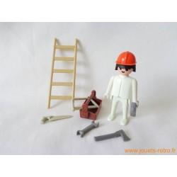 """Playmobil """"chantier"""" Klicky 3311"""