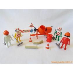 """Playmobil """"chantier"""" Klicky"""