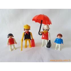"""Playmobil """"promenade en famille"""" Klicky"""