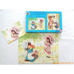 Puzzles Miss Petticoat - Nathan 1979
