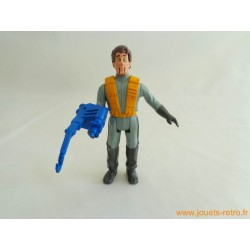 "Peter Venkman ""Fright Features"" Ghostbusters Kenner"