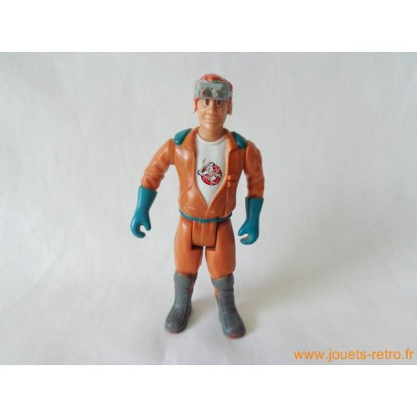 """Ray Stantz """"Fright Features"""" Ghostbusters Kenner"""