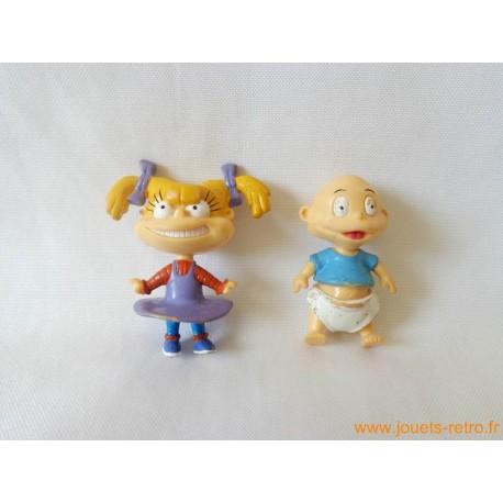 "Lot figurines ""Les Razmokets"""