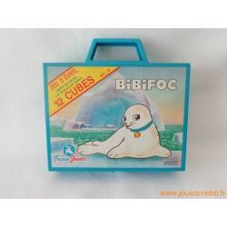 Boite à cubes Bibifoc