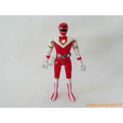 "Figurine ""Bioman 2 Maskman"" Bandai 1987"