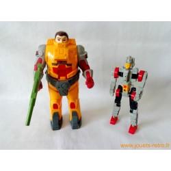 "Transformers ""Les pretenders"" Landmine"