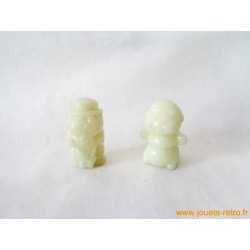 Lot de 2 figurines Lucioles Bonux