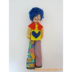 Grande poupee clown ARI