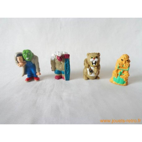 Lot figurines Monstres