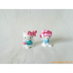 Lot figurines Kinder Hello Kitty