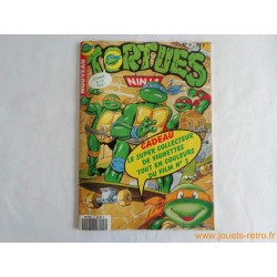 Magazine Tortues Ninja n° 9