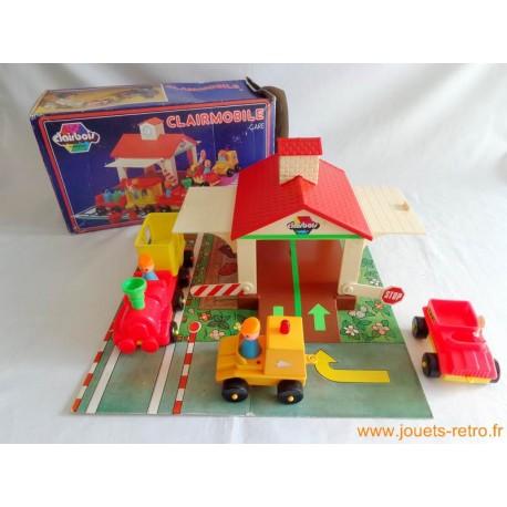 Gare Clairmobile Clairbois
