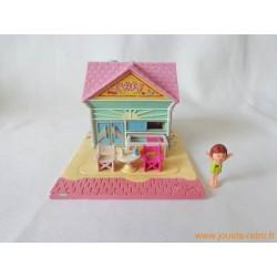 Beach Café Polly Pocket 1993