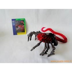 Queen Face Hugger - Aliens Kenner 1992
