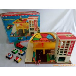 Garage Fisher Price 1981