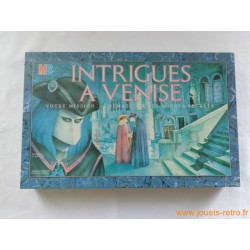 Intrigues à Venise - Jeu MB 1988 NEUF
