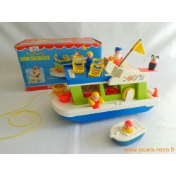 Le bateau de plaisance Fisher Price 1974