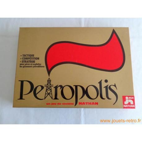 Petropolis - jeu Nathan 1976