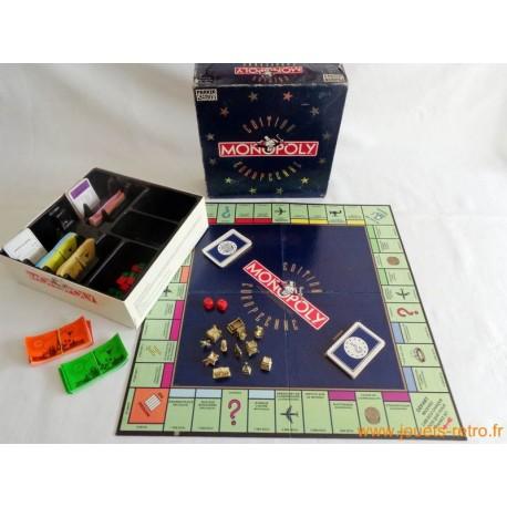 Monoply edition européenne - jeu Parker 1991