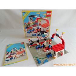 """Lego 6381 """"départ de la course"""""""