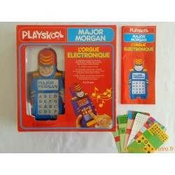 Major Morgan Playskool