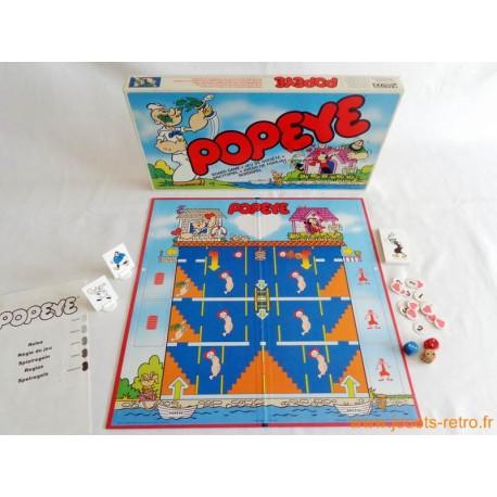 Popeye - jeu Parker 1983
