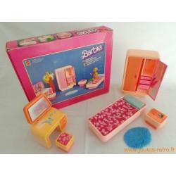 Chambre à coucher Barbie 1978