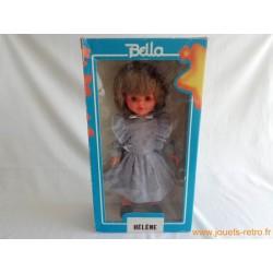 "Poupée Bella ""Hélène"" neuve"