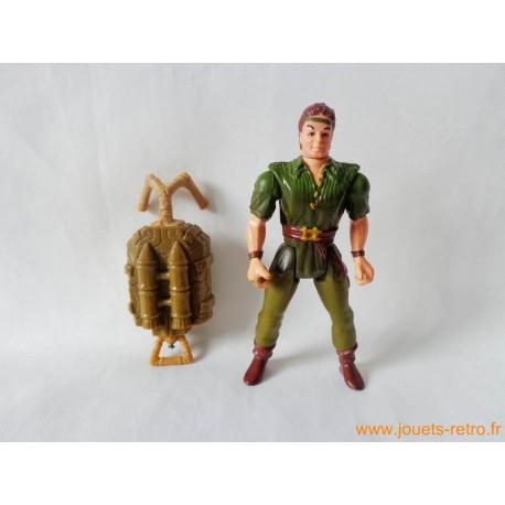 "figurine Hook ""Air Attack Peter Pan"""