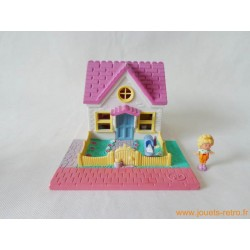 Polly's Cozy Cottage Polly Pocket 1993