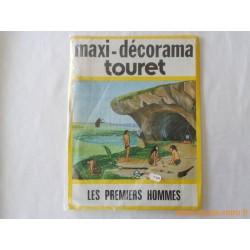 """Maxi Décorama Touret """"Les premiers hommes"""""""