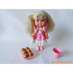 Poupée Cherry Merry Muffin - Mattel 1988