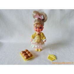"""Cherry Merry Muffin """"Banancy"""""""
