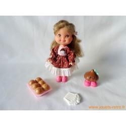 """Cherry Merry Muffin """"Chocolottie"""""""