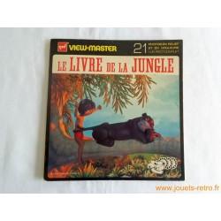 """""""Le livre de la Jungle"""" Livre-View-master"""