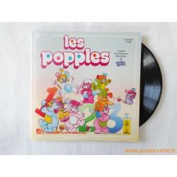 Les Popples - Livre disque 45t