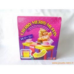 "Cherry Merry Muffin ""boite à gateaux/table"" NEUF"