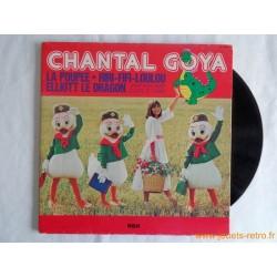 """Chantal Goya """"La poupée, Riri-Fifi-Loulou, Eliott..."""" disque 33T"""