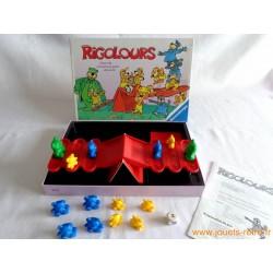 Rigolours - jeu Ravensburger 1994