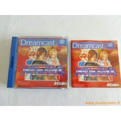 Dead or alive 2 - jeu Dreamcast