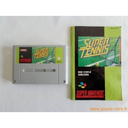 Super Tennis - jeu SNES