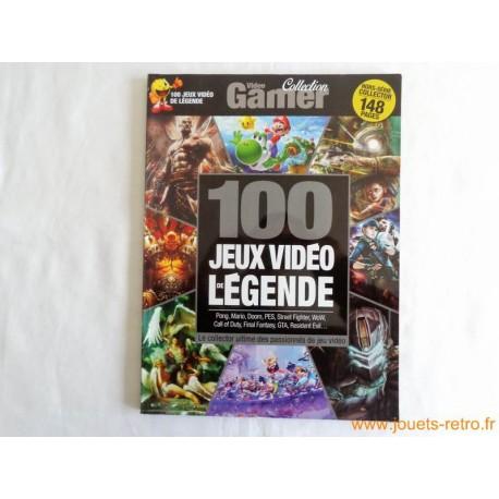 """Vidéo gamer collection HS n° 3 """"100 jeux vidéo de légende"""""""