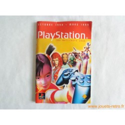 Catalogue Playstation 98/99
