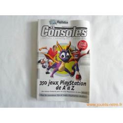"""""""Les jeux Playstation de A à Z"""" vol.2 CD Consoles"""
