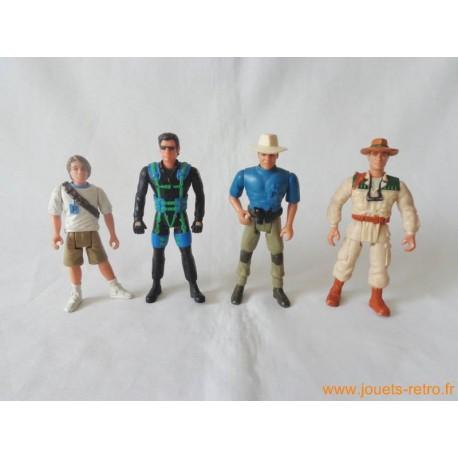 Lot figurines Jurassic Park Kenner
