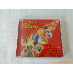"CD ""Magic Disney"""